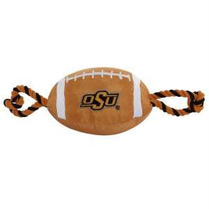 Oklahoma State Cowboys Pet Nylon Football - staygoldendoodle.com