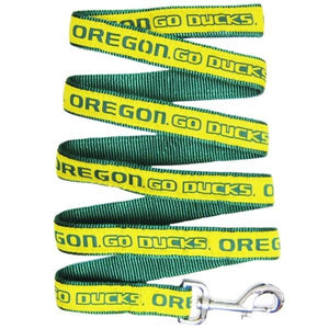 Oregon Ducks Pet Leash - staygoldendoodle.com