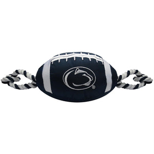 Penn State Nittany Lions Pet Nylon Football - staygoldendoodle.com