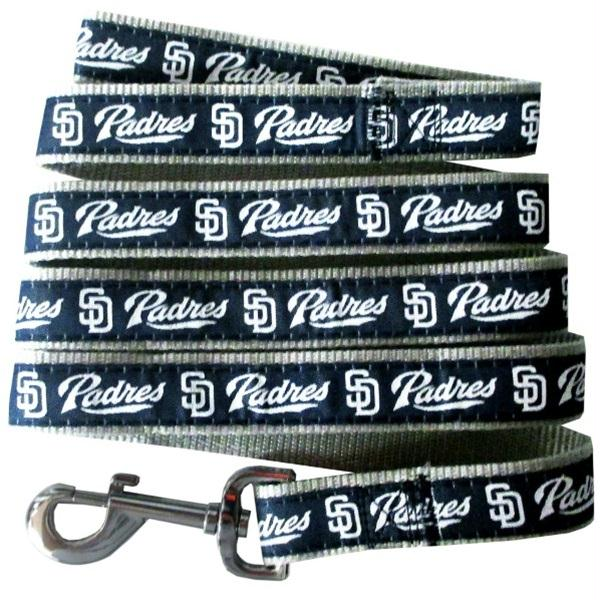 San Diego Padres Pet Leash - staygoldendoodle.com