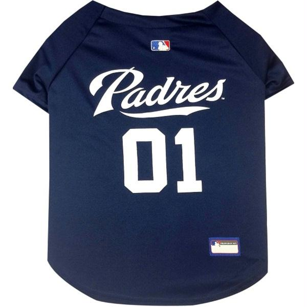 San Diego Padres Pet Jersey - staygoldendoodle.com