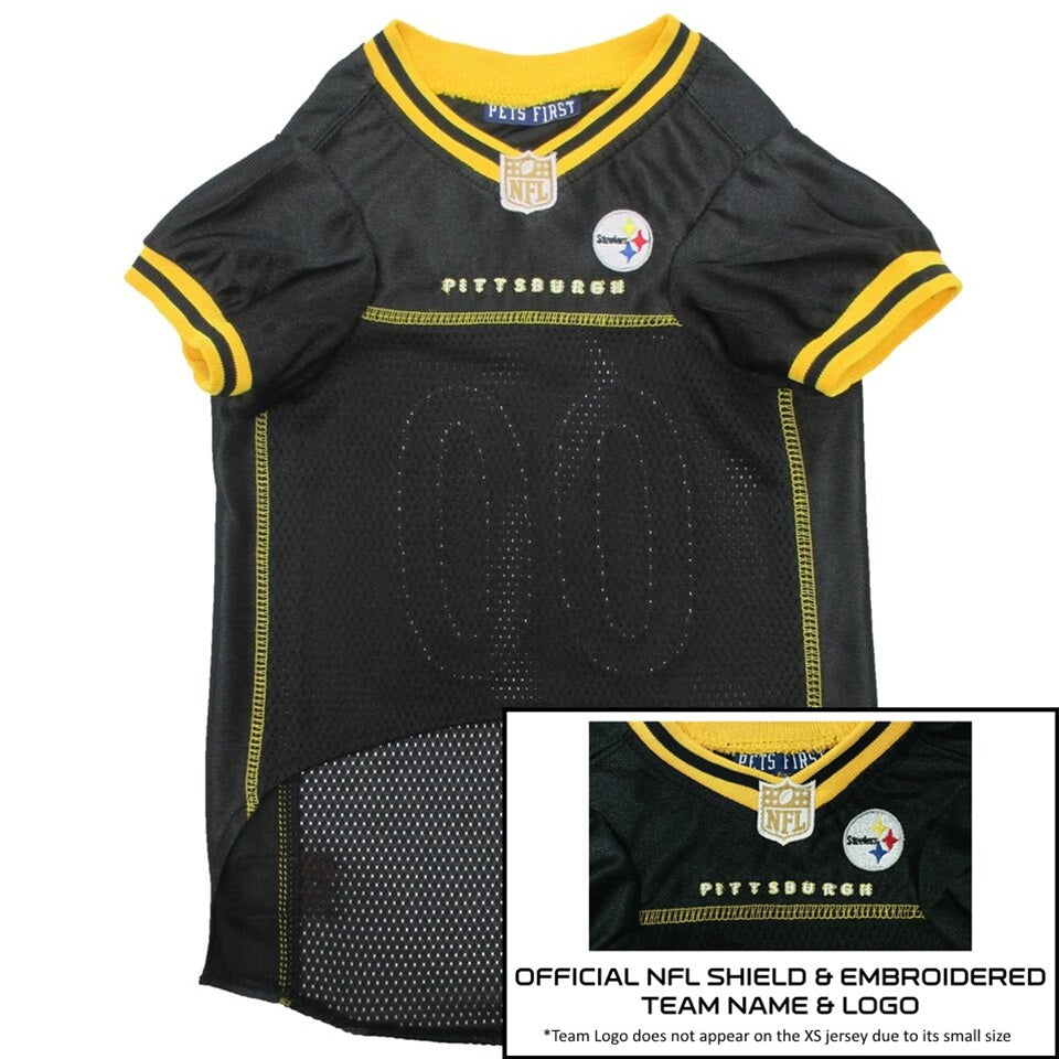 Pittsburgh Steelers Premium Pet Jersey - staygoldendoodle.com