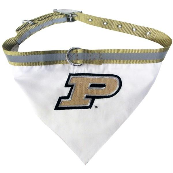 Purdue Boilermakers Pet Collar Bandana - staygoldendoodle.com