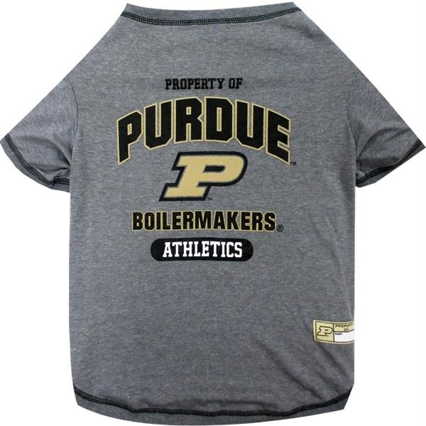 Purdue Boilermakers Pet T-Shirt - staygoldendoodle.com