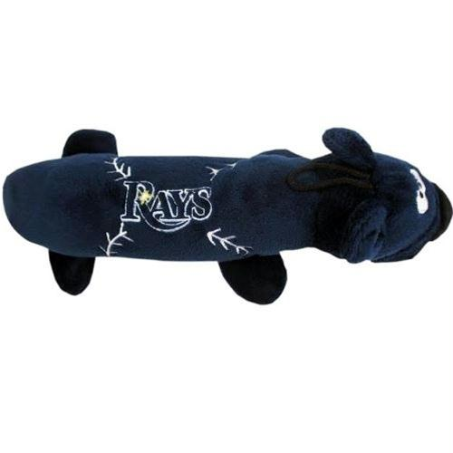 Tampa Bay Rays Plush Tube Pet Toy - staygoldendoodle.com