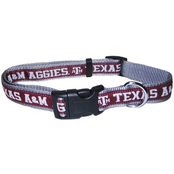 Texas A&M Aggies Pet Collar - staygoldendoodle.com