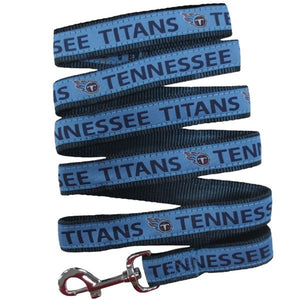 Tennessee Titans Pet Leash - staygoldendoodle.com