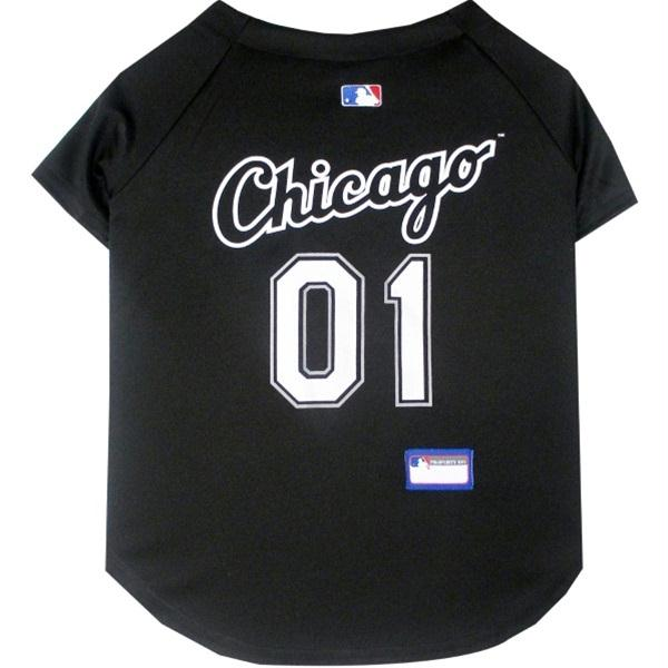 Chicago White Sox Pet Jersey - XXL - staygoldendoodle.com