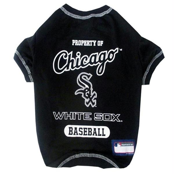 Chicago White Sox Pet T-Shirt - staygoldendoodle.com
