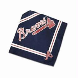 Atlanta Braves Dog Bandana - staygoldendoodle.com