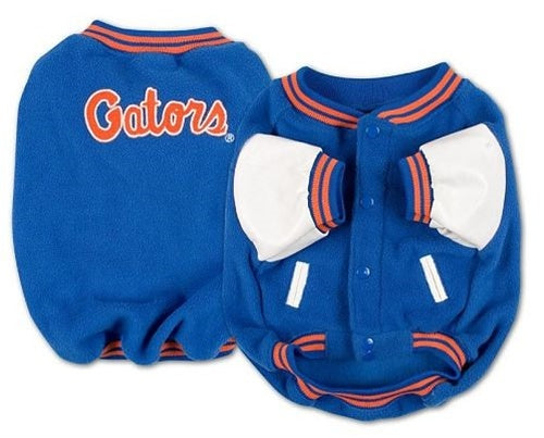 Florida Gators Varsity Dog Jacket - staygoldendoodle.com