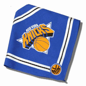 New York Knicks Dog Bandana - staygoldendoodle.com