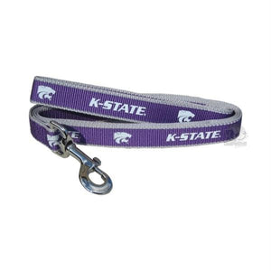 Kansas State Reflective Pet Leash - staygoldendoodle.com
