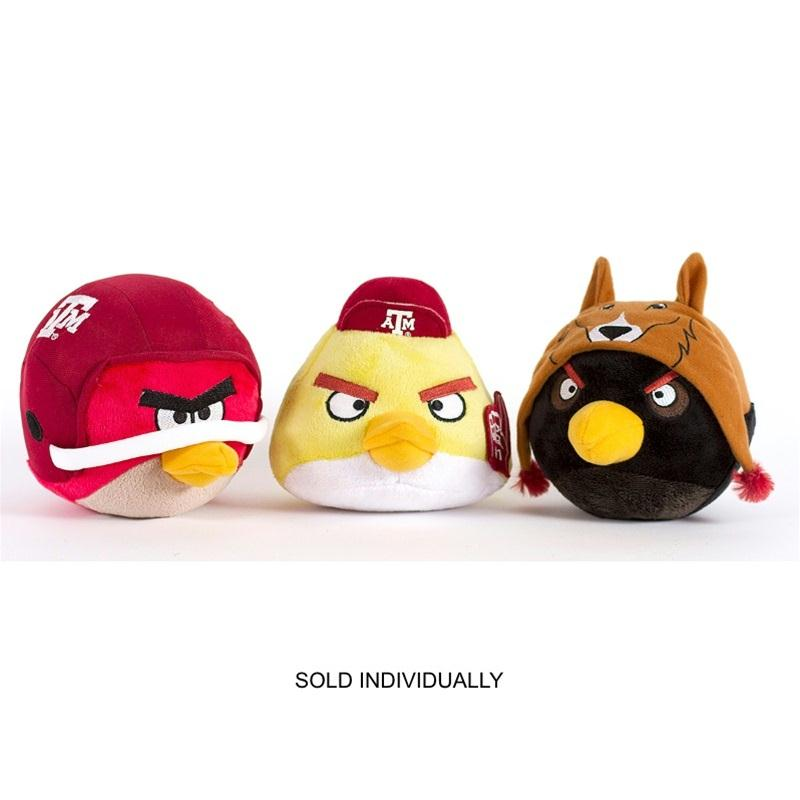 Texas A&M Aggies Angry Birds - staygoldendoodle.com