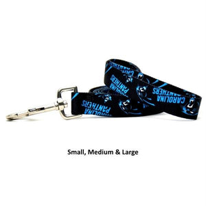 Carolina Panthers Nylon Leash - staygoldendoodle.com