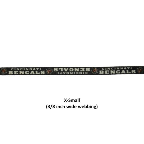 Cincinnati Bengals Nylon Leash - staygoldendoodle.com