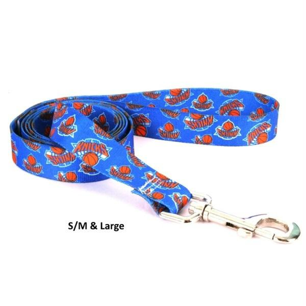 New York Knicks Nylon Leash - staygoldendoodle.com