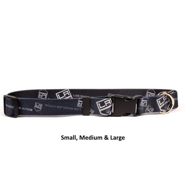 Los Angeles Kings Nylon Collar - staygoldendoodle.com