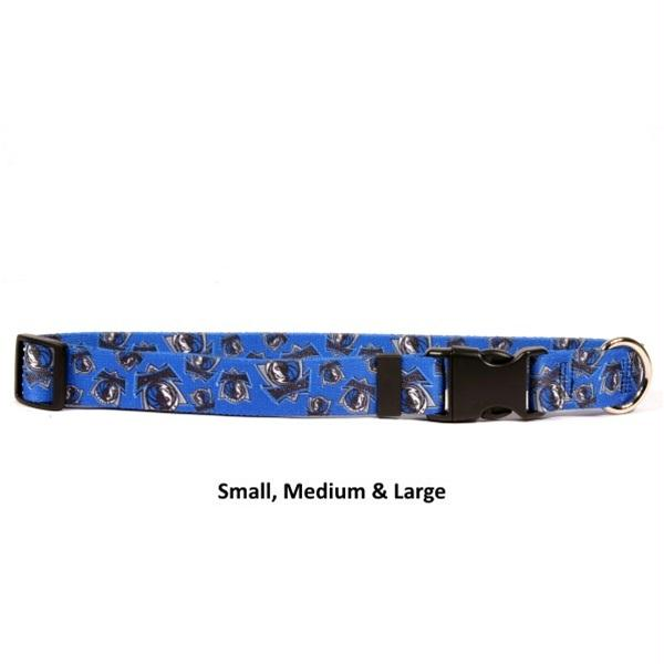 Dallas Mavericks Nylon Collar - staygoldendoodle.com