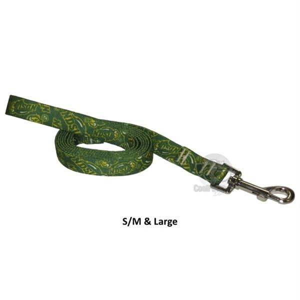 North Dakota State Bison Nylon Leash - staygoldendoodle.com