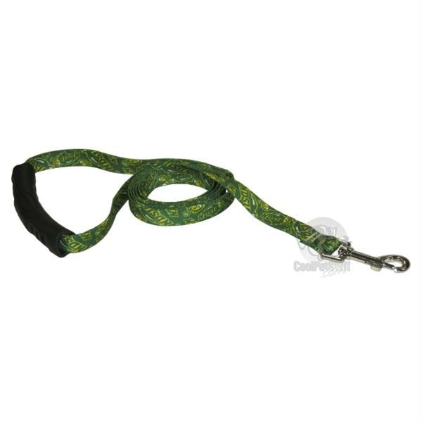 North Dakota State Bison EZ Grip Nylon Leash - staygoldendoodle.com
