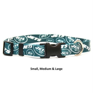 New York Jets Nylon Collar - staygoldendoodle.com