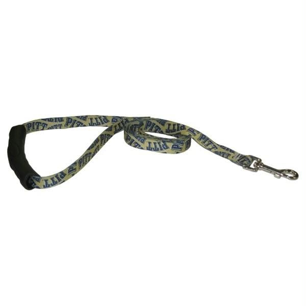 Pittsburgh Panthers EZ Grip Nylon Leash - staygoldendoodle.com
