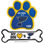 St. Louis Blues Car Magnets - staygoldendoodle.com