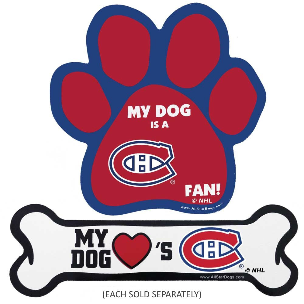 Montreal Canadiens Car Magnets - staygoldendoodle.com