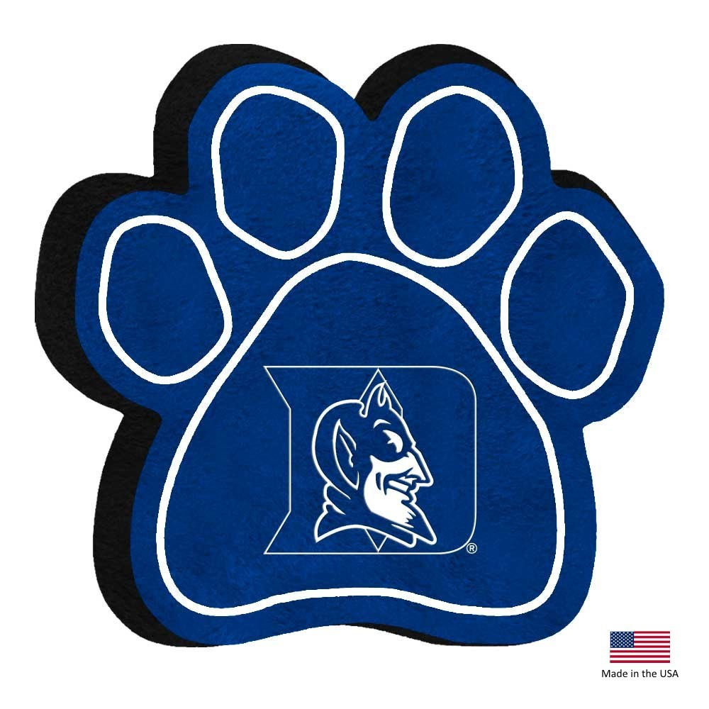 Duke Blue Devils Paw Squeak Toy - staygoldendoodle.com
