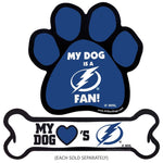 Tampa Bay Lightning Car Magnets - staygoldendoodle.com