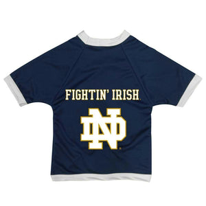 Notre Dame Fighting Irish Premium Pet Jersey - staygoldendoodle.com