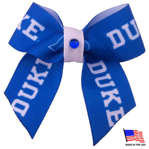 Duke Blue Devils Pet Hair Bow - staygoldendoodle.com
