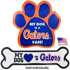Florida Gators Car Magnets - staygoldendoodle.com