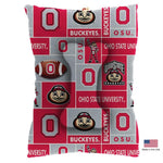 Ohio State Pet Slumber Bed - staygoldendoodle.com