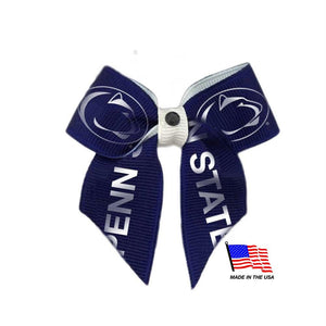 Penn State Nittany Lions Pet Hair Bow - staygoldendoodle.com