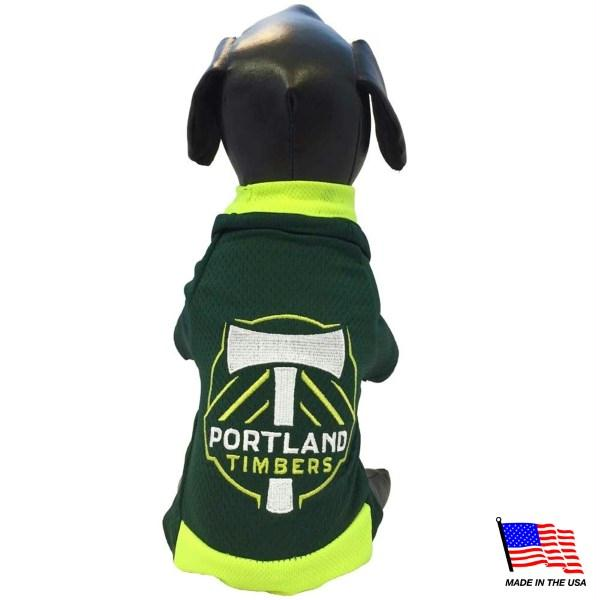 Portland Timbers Premium Pet Jersey - staygoldendoodle.com