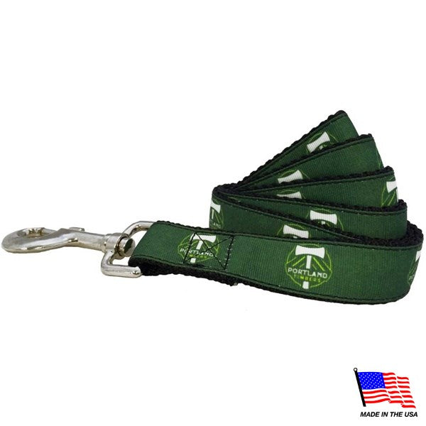 Portland Timbers Pet Leash - staygoldendoodle.com