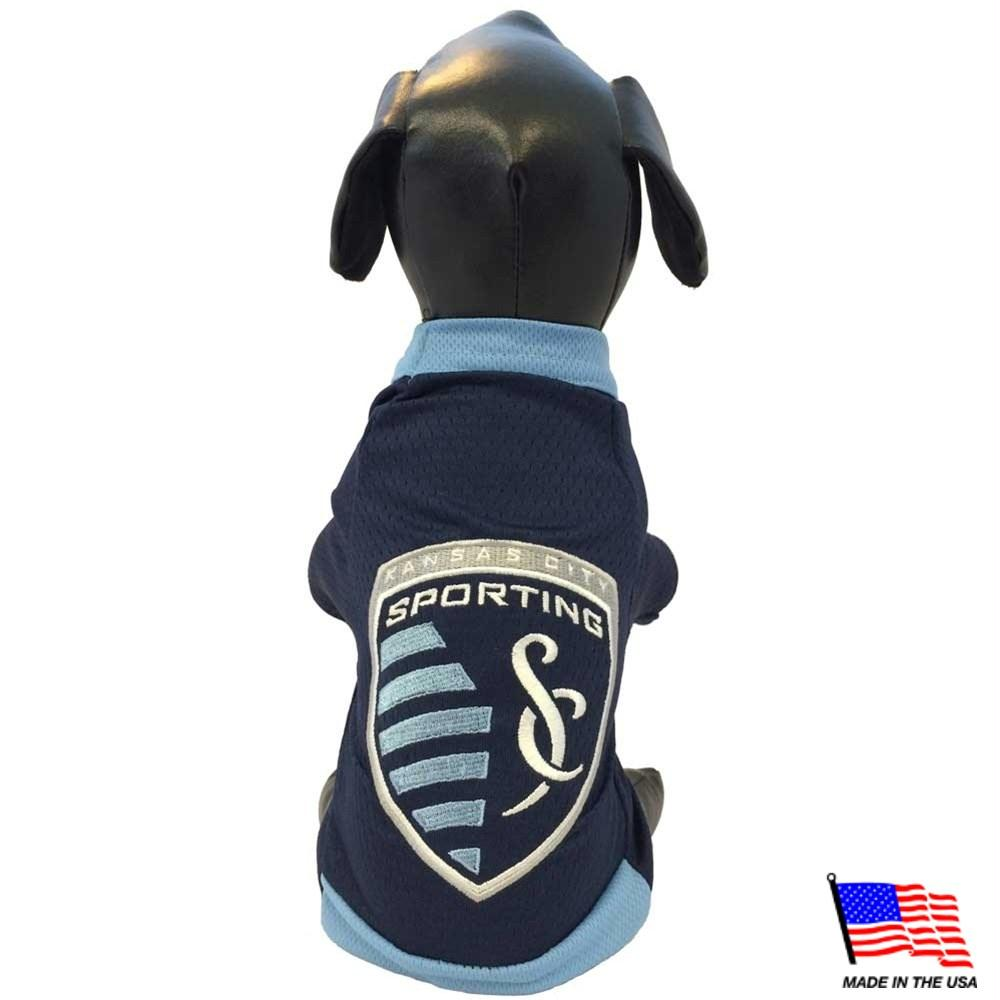Sporting KC Premium Pet Jersey - staygoldendoodle.com