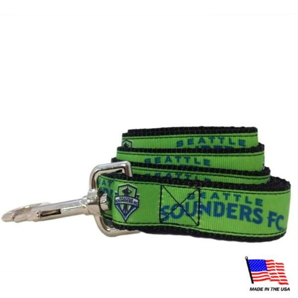 Seattle Sounders Pet Leash - staygoldendoodle.com