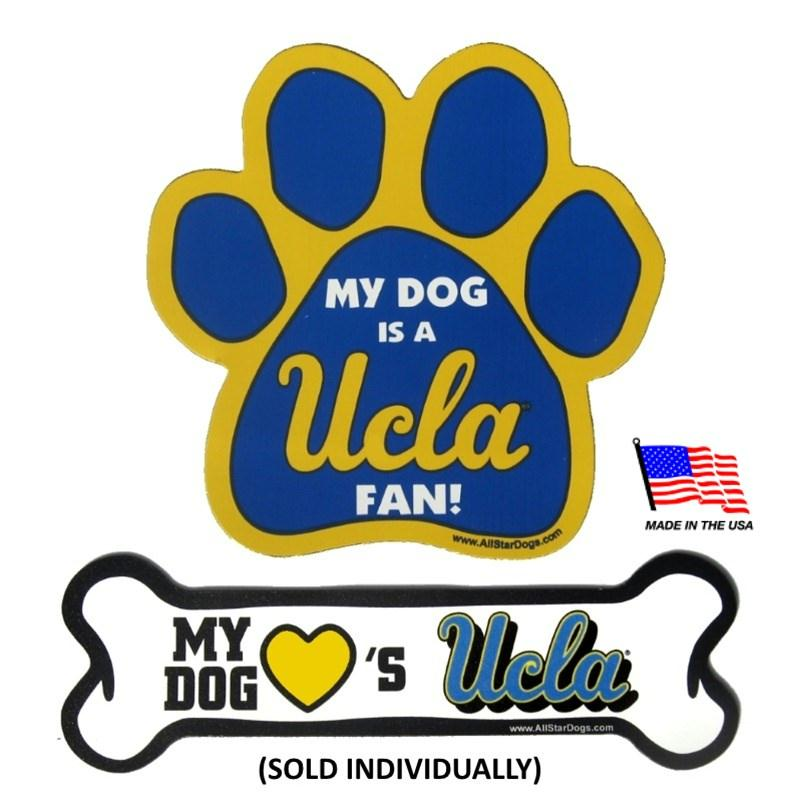 UCLA Bruins Car Magnets - staygoldendoodle.com