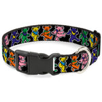 Buckle-Down Grateful Dead Dancing Bears Pet Collar - staygoldendoodle.com