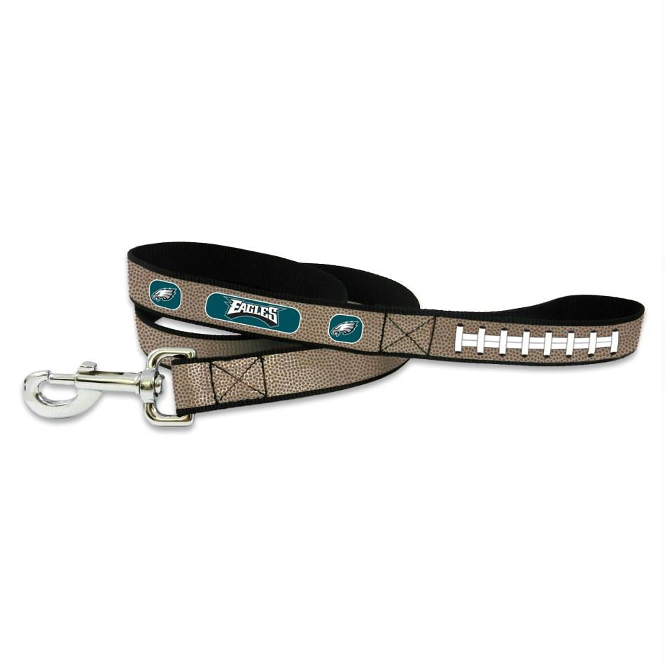 Philadelphia Eagles Reflective Football Pet Leash - staygoldendoodle.com