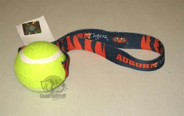 Auburn Tigers Tennis Ball Toss Toy - staygoldendoodle.com