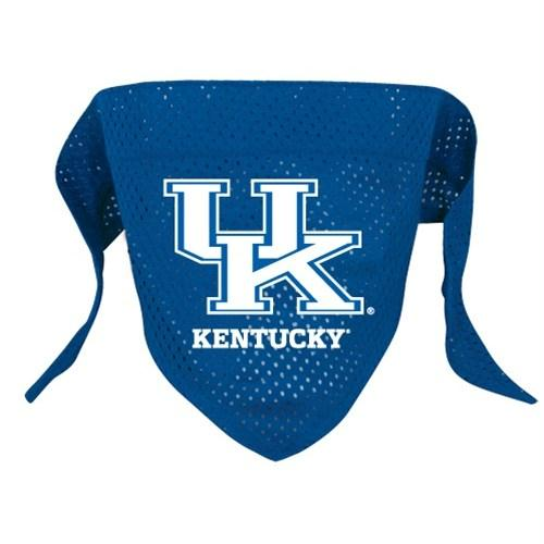 Kentucky Wildcats Mesh Dog Bandana - staygoldendoodle.com