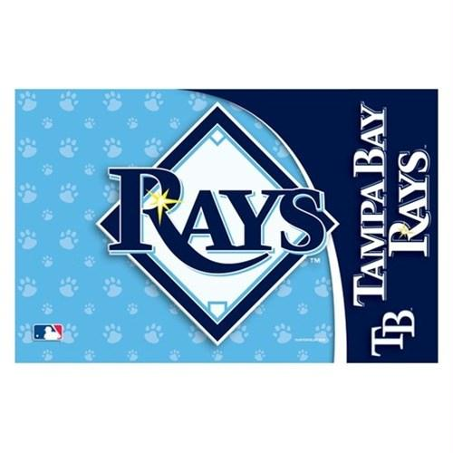 Tampa Bay Rays Pet Mat - staygoldendoodle.com