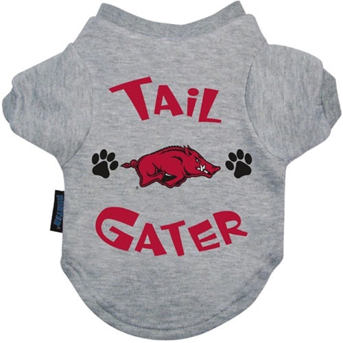 Arkansas Razorbacks Tail Gater Tee Shirt - staygoldendoodle.com