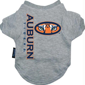 Auburn Tigers Dog Tee Shirt - staygoldendoodle.com