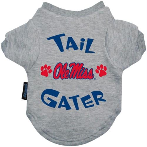 Ole Miss Rebels Tail Gater Tee Shirt - staygoldendoodle.com