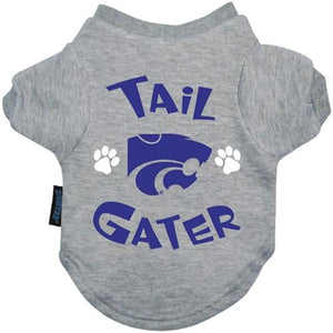 Kansas State Wildcats Tail Gater Tee Shirt - staygoldendoodle.com